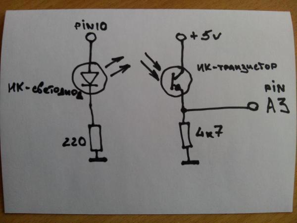 I-bumper circuit